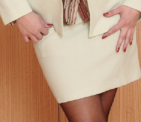 Skirts and nylons pics Tight fetish
