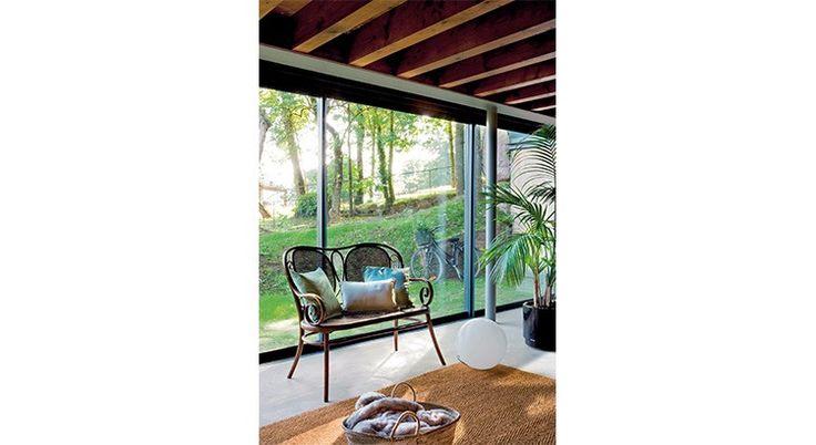 25 beste idee n over fenetre en aluminium op pinterest fenetres aluminium portail en Baies vitrees lapeyre