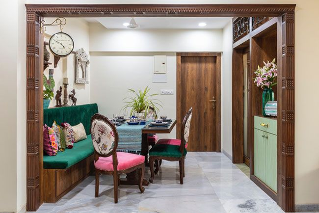 This Mumbai Apartment Is Indian In Spirit And Modern In Outlook