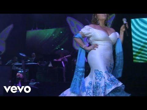 Jenni Rivera - No Llega El Olvido (En Vivo Nokia Theater Los Angeles 2010) - YouTube