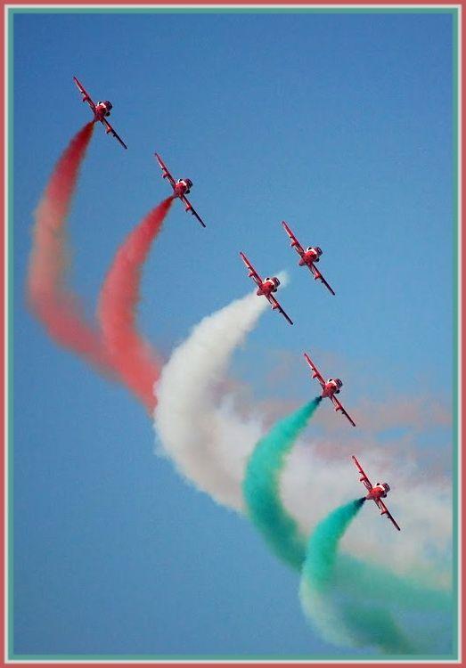 Canadian Air Force Snowbird Acrobatic Team