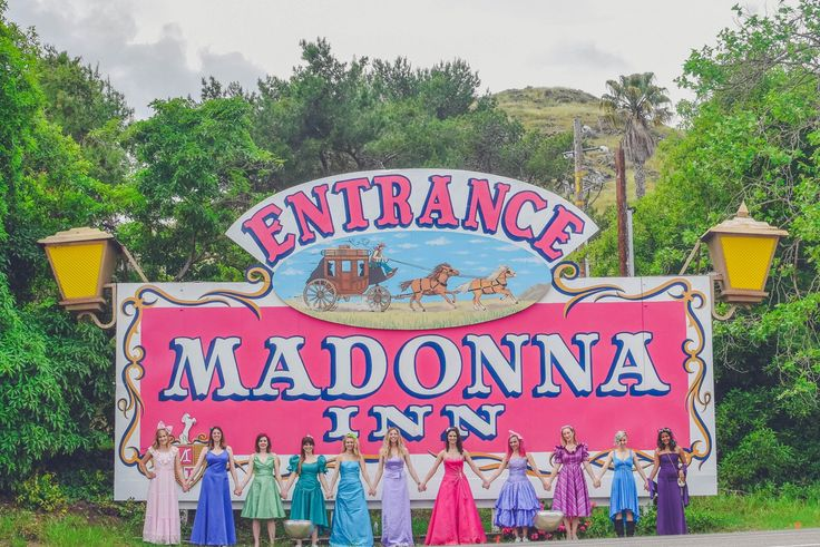 A Madonna Inn Bachelorette Weekend | Ultimate Bridesmaid | Brandi Lopez…