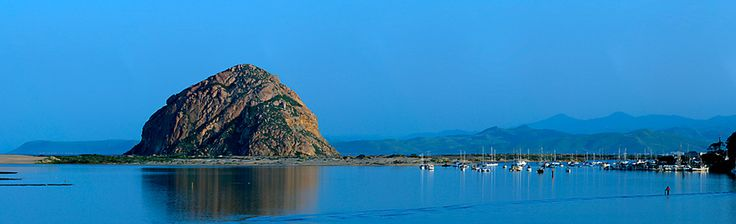 Morro Bay State Park | Camping looks great and the park is small, well maintained.
