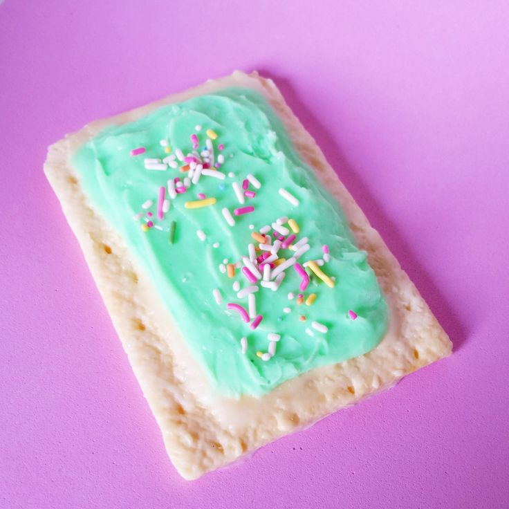 Limeade Toaster Pastry Soap