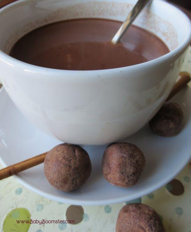 Cocoa (cocao) tea from Grenada   Boozy Floozy & A Few Virgin Concocti ...