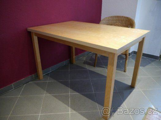 IKEA JÍDELNÍ STŮL - Jablonec nad Nisou, prodám