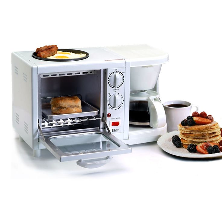 Countertop Oven For Rv : ... toaster oven, griddle and coffee maker all in one appliance
