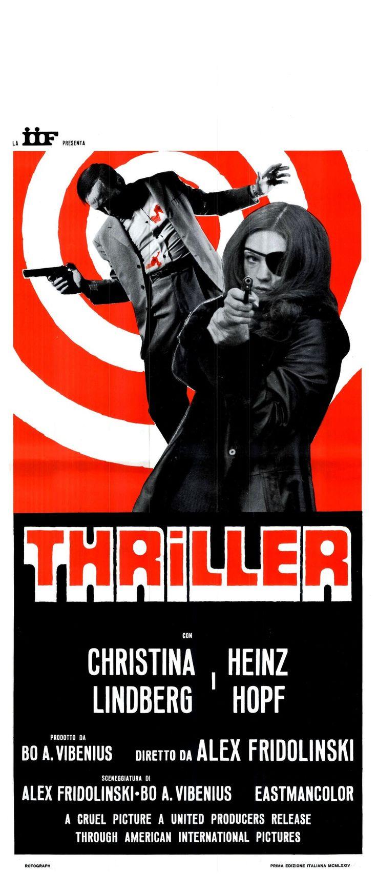 Thriller a cruel picture full movie