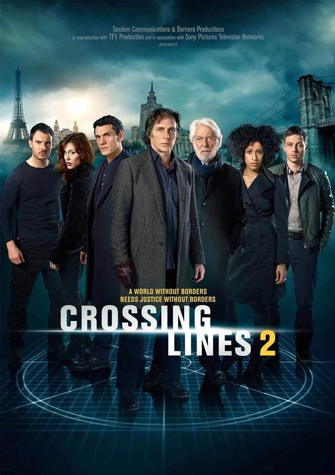 Madness Story: [Série tv] Crossing lines - Saison 2, épisode 7 à ...