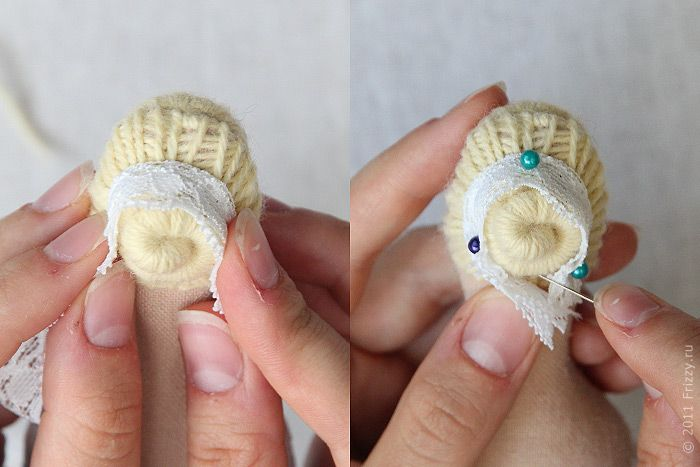 Понадобится: - пряжа - медная проволока 0,3 мм (желательно под цвет пряжи) - иголка с широким ушком - иголка с обычным ушком - ножницы - плоскогубцы - карандаш - линейка -…