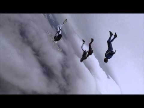 ▶ 4 Elements: Award-Winning Skydiving Video - YouTube