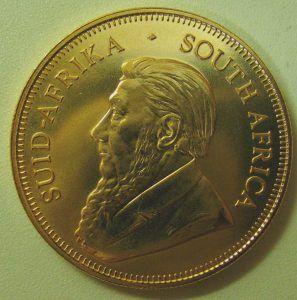 Krügerrand Goldmünze in Hamburg kaufen