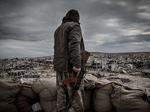 Managing the ISIS Crisis by Richard N. Haass - Project Syndicate