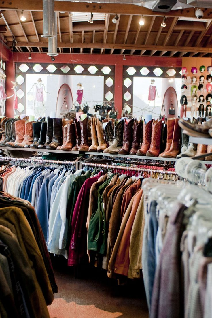 Best Thrift Stores Los Angeles Cheap Vintage Shops La In