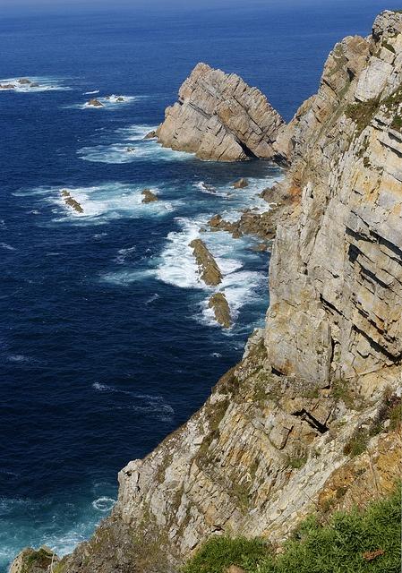 Cabo de Peñas Asturias Spain
