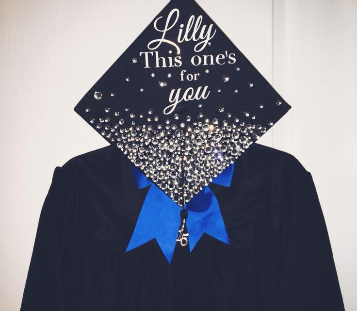 Graduation Cap for my daughter ❤️