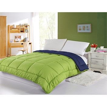 Briscoes - Comforter Blankets - Alastair's Piazza 2 Tone Duvets - $40