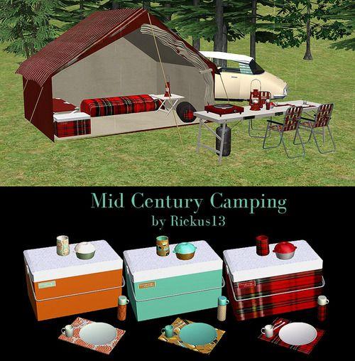 Mid-Century Camping #riekus13