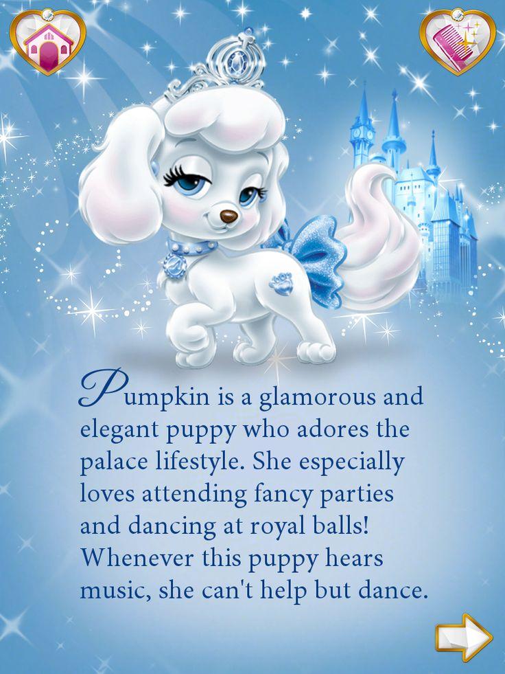 Princess Palace Pets - Cinderella - Pumpkin