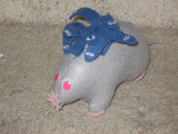 best mole day images mole day chemistry and moledusa 2009 mole day project for chemistry stuffed mole made from felt