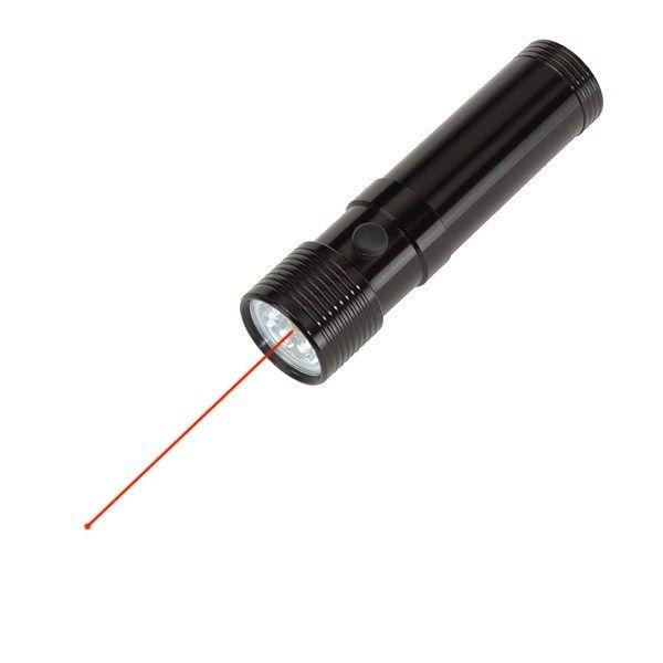 Linterna y Puntero Laser