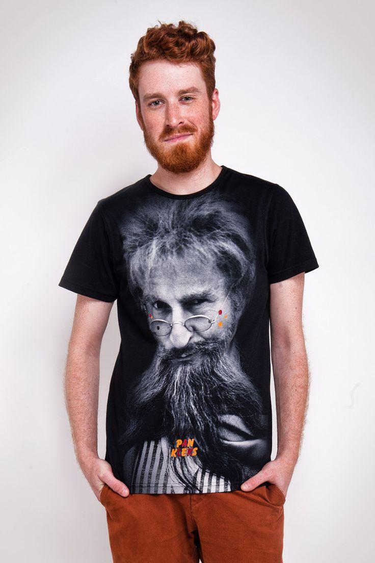 Pan Kleks męski t-shirt | Pan tu nie stał