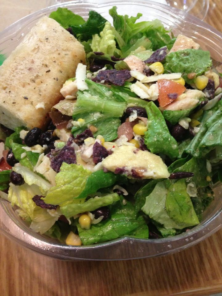 City Greens in New Orleans, LA - salads, wraps, soups