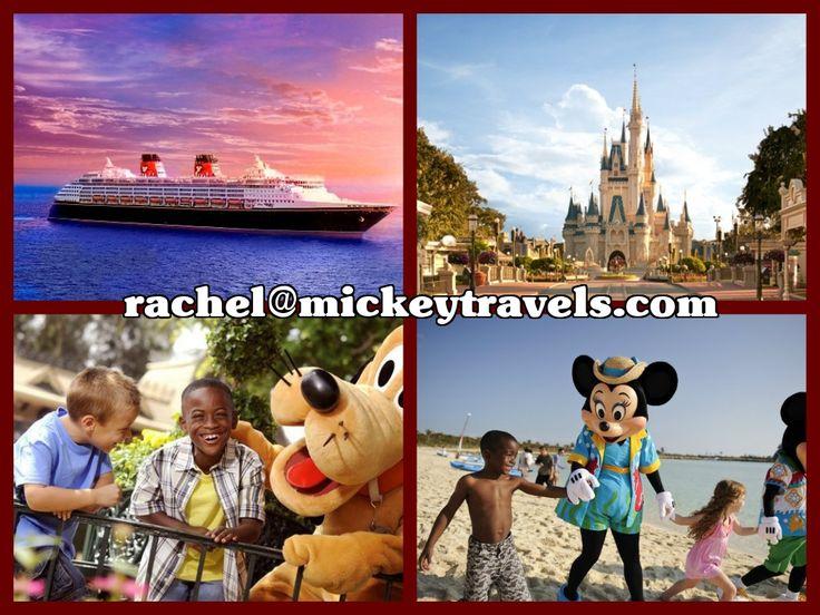 You can enjoy a Disney Cruise and Walt Disney World Resort ...