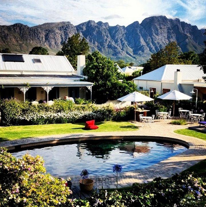 Le Quartier Francais Hotel Franschhoek in Franschhoek, Western Cape