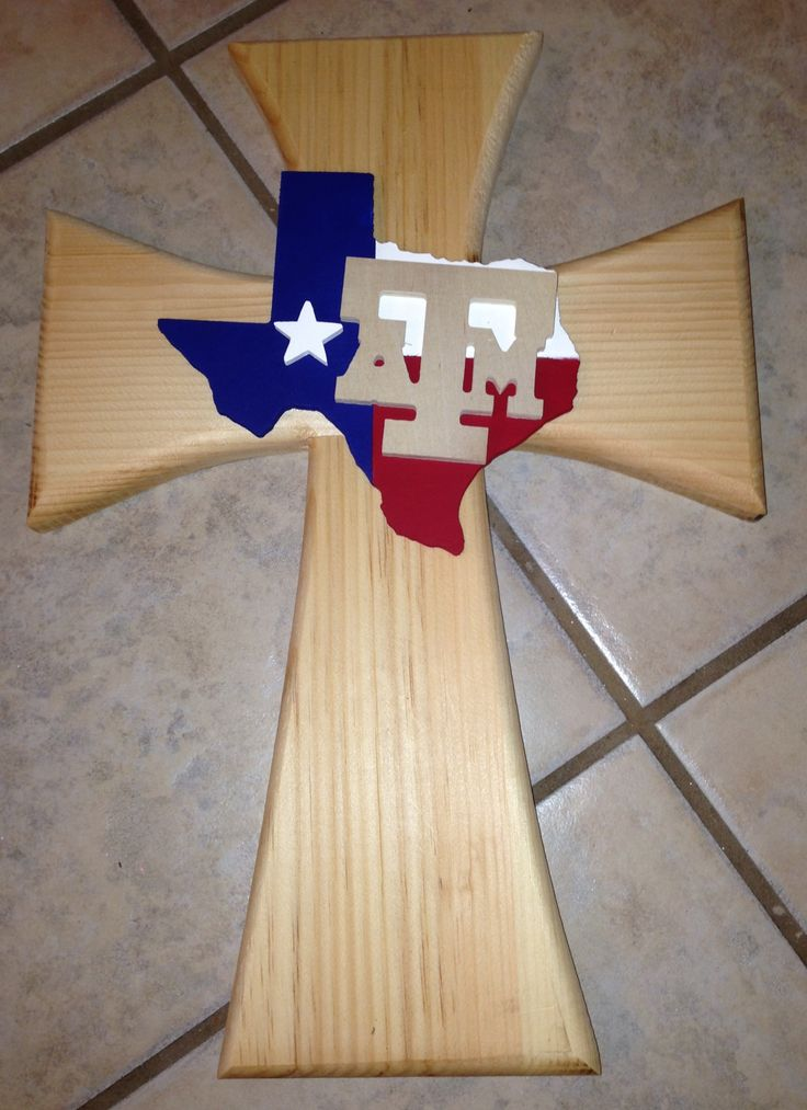 pinterest wood craft ideas a amp m cross my things 5204