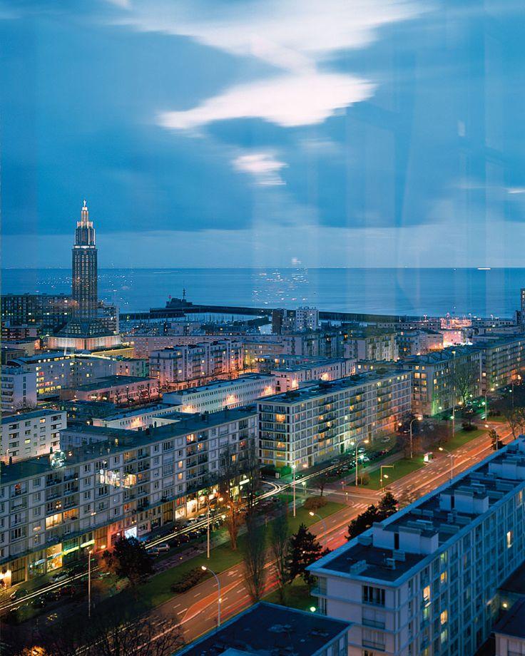 Véronique Ellena, Le Havre. Le 18e étage, 2007, photographie, 100 x 80 cm © 2012 MuMa Le Havre / Véronique Ellena