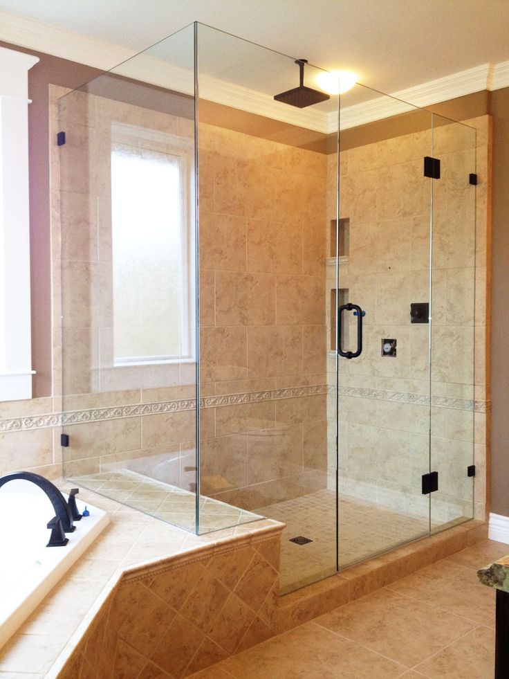 1000+ images about Bathroom showers on Pinterest | Rain shower ...