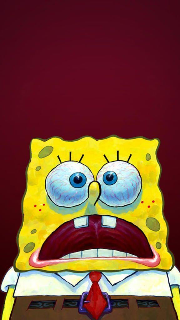 Iphone Screensaver Spongebob Hd Iphone Wallpaper Download Free