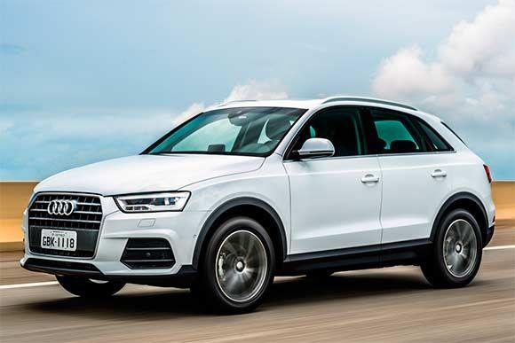 Audi Q3 passa a ser nacional. Motor é 1.4 turbo Flex de 150 cv