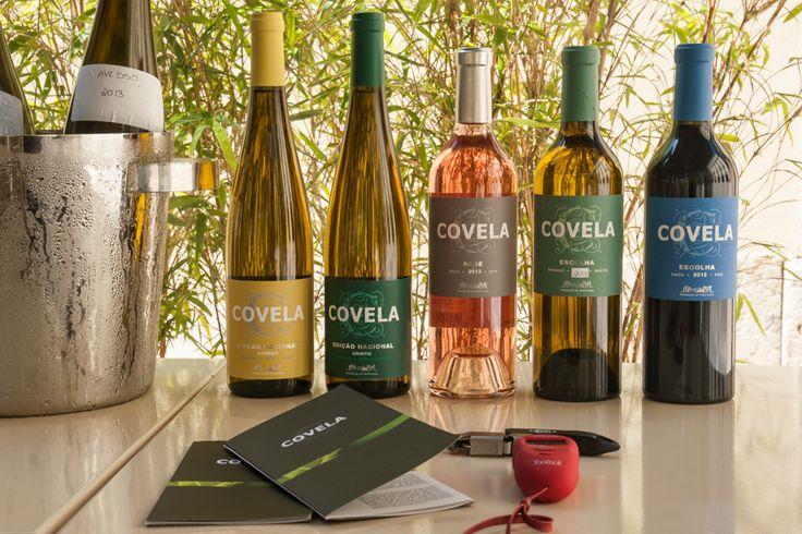 Os vinhos das quintas de Covela, Tecedeiras e Boa Vista passam a partir deste mês de Abril a ser distribuídos pela Vinalda. #revistadevinhos