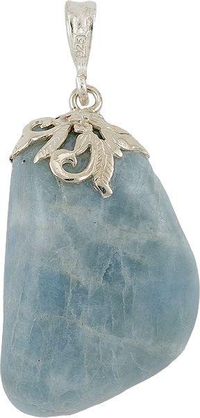 http://www.kenzay.com/akuamarin-kolye-ucu-9423.html   Akuamarin Kolye Ucu  Tamburlanmış akuamarin taşlı kolye ucu.