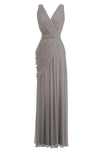 Orient Bride Bohemia Wedding Bridesmaid Dress Long Chiffon Prom Dresses Size 10 UK Steel Grey Orient Bride http://www.amazon.co.uk/dp/B012Q8PAQC/ref=cm_sw_r_pi_dp_9tpYwb05D1FA1