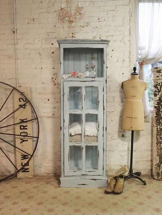 Painted Cottage Chic Shabby Chateau Farmhouse by paintedcottages