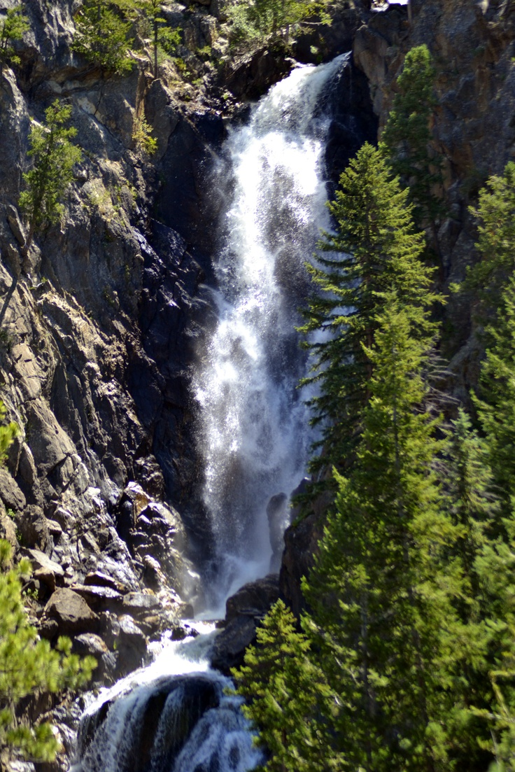 Fish creek falls steamboat springs co hiked this many for Fish creek falls