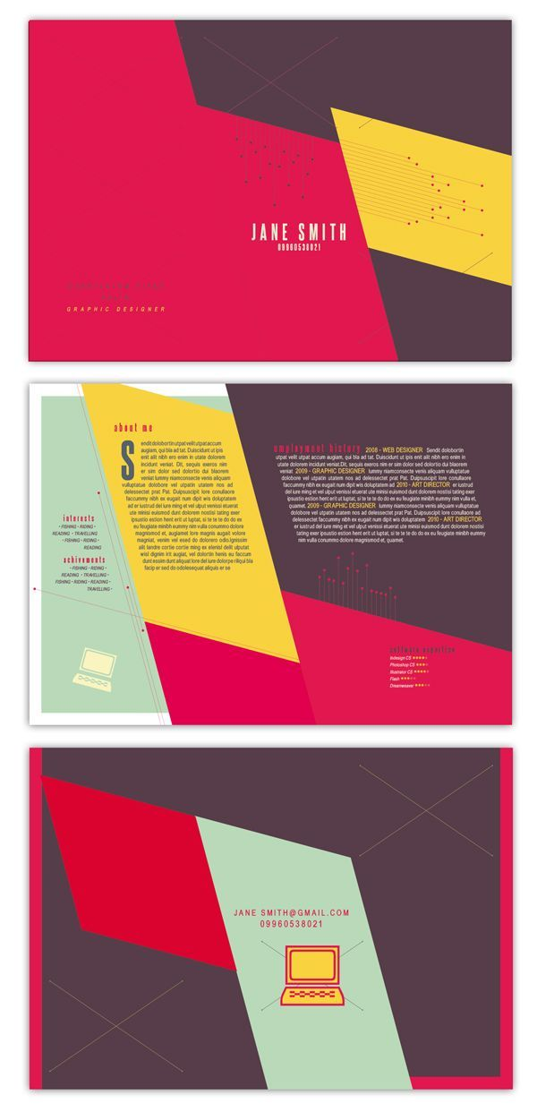 9 Creative Resume Design Tips (With Template Examples) The Best