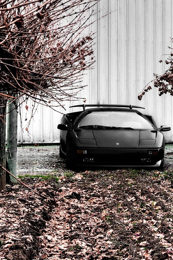 Lamborghini Diablo - My most favorite car ever on Need for Speed!