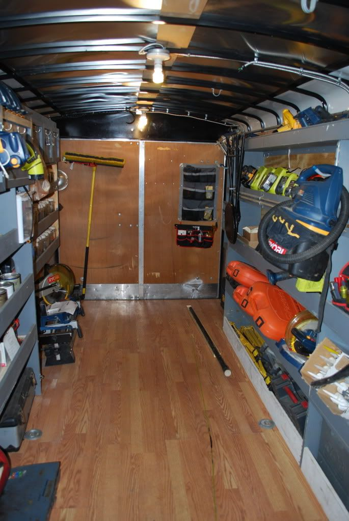 110 best images about work trailer ideas on pinterest for Rv workshop