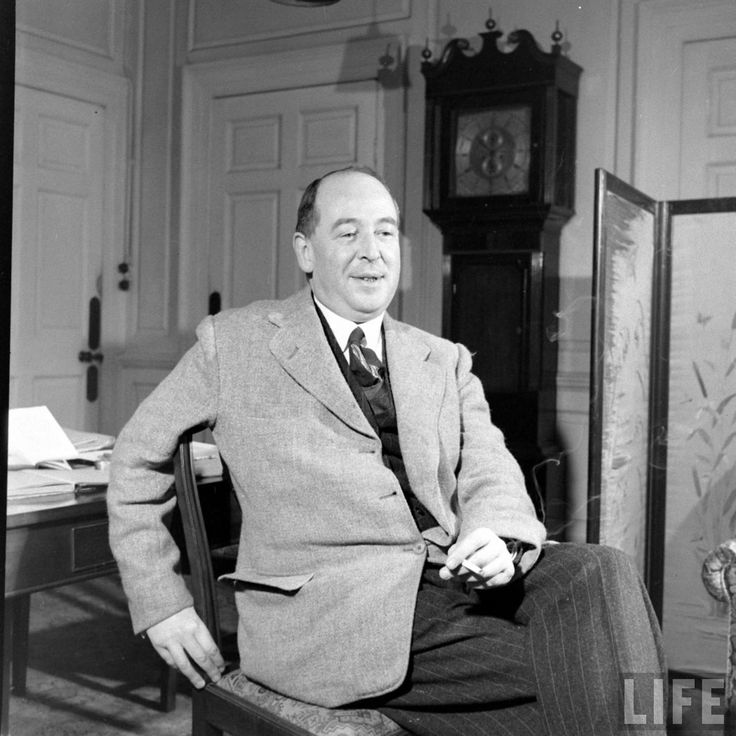 Why Did C.S. Lewis Write Narnia?