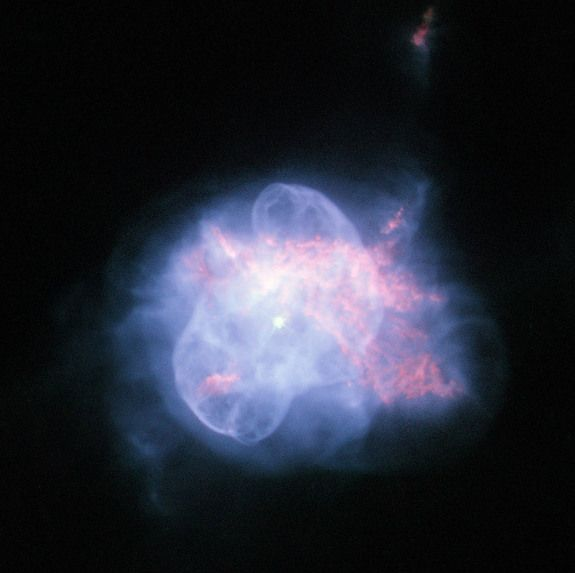 Dying Star's Last Breath Frozen in Hubble Photo - Credit: ESA/Hubble and NASA