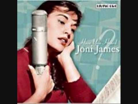 """You Belong to Me"" Joni James - YouTube"