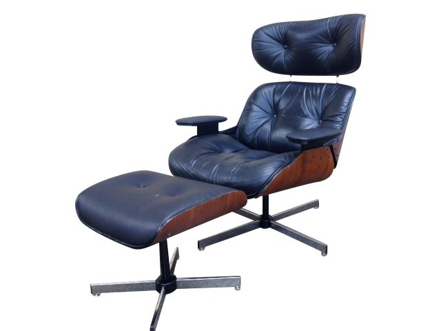 Mid-Century Selig Eames Style Chair