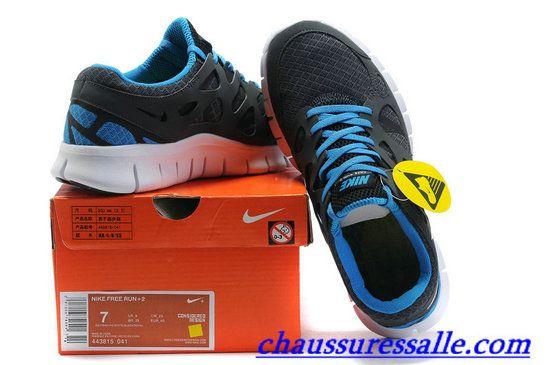 Vendre Chaussures nike free run 2 Homme H0029 Pas Cher En Ligne.