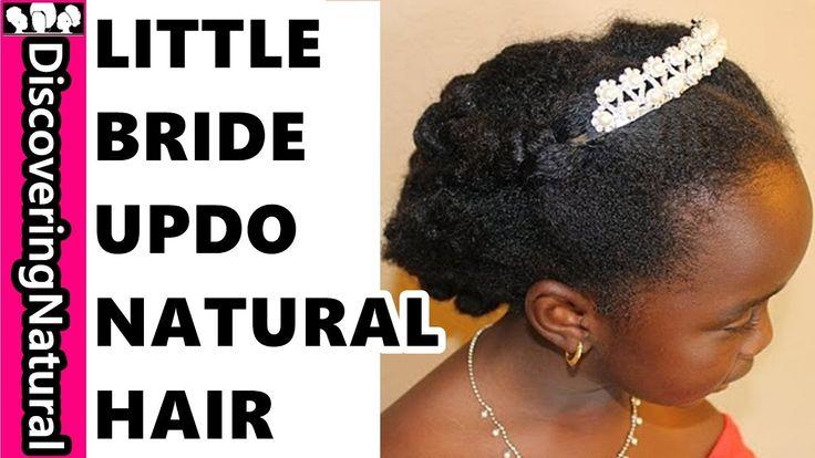1000+ Ideas About Kids Wedding Hairstyles On Pinterest