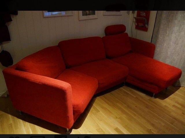 Pent brukt sofa, ikke noe deffekt eller feil. Omgått i barnefri og dyr/ røyke fritt hjem. Ta kontakt for mer spørsmål