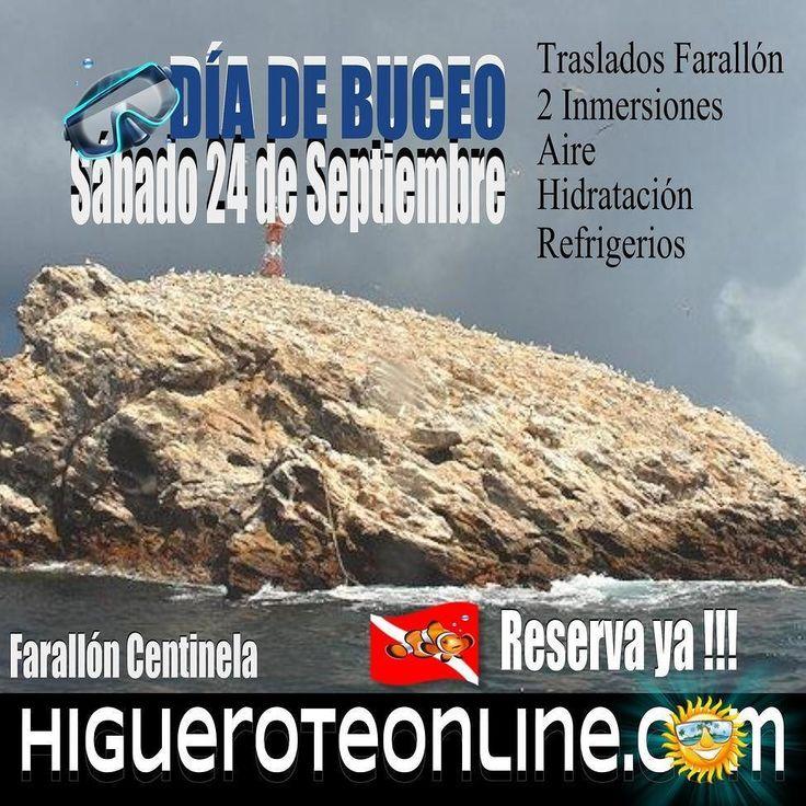 Día de Buceo en Farallón Centinela paquetes de Fullday de Buceo El Farallón esta en Higuerote a unas 20 millas del Cabo Codera norte franco osea a 0 en la brújula Visita HigueroteOnline.com o por el correo higueroteonline @gmail.com. Whtasapp 0426.520.50.05 #faralloncentinela #cabocodera #pezleon #pesca #submarinismo #diving #buceo #submarinismo #higuerote